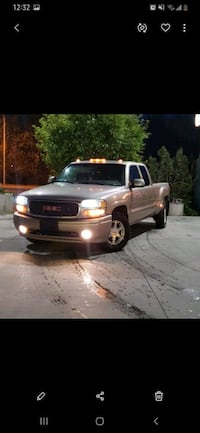2002 GMC Sierra 1500 4WD Extended Cab 6 1/2-ft Standard