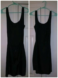 black scoop neck sleeveless dress Baltimore, 21224