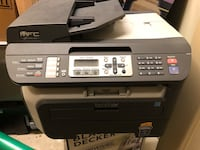 black and gray Brother photocopier machine Laurel, 20707