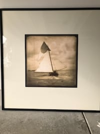 Art, sailboat - Carmel Valley 92130 SANDIEGO