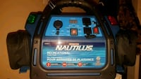black and blue portable generator Brantford, N3R 8A5