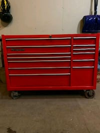 Snap on tool box  Mississauga, L4X 1C5