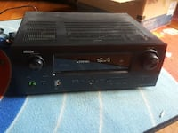 black Sony DVD player with remote Falls Church, 22046