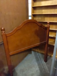 Single head board