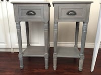 Set of nightstands  Toronto, M6A 1L9