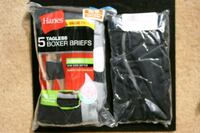 5 +1 Hanes Boxer Briefs Size Medium waist 32-34in Upper Marlboro, 20774