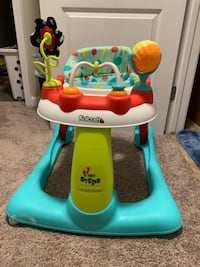 Used Activity Toddler And Baby Walker For Sale In Raleigh