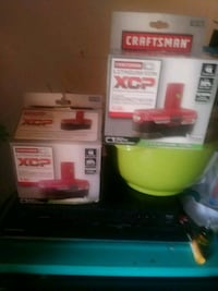 CRAFTSMAN LITHIUM-ION XCP HIGH CAPACITY BATTERY!!