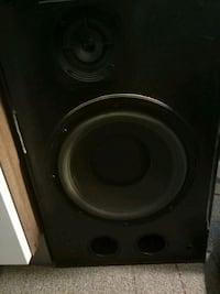 Bose Interaudio 4000 XL Stereo speakers