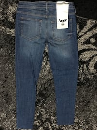 Acne studios Jeans low 36:32 low Waits skinny leg skinny from knee Stockholm, 116 64