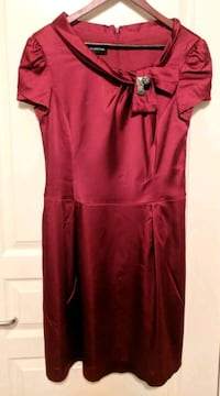 Wine/Burgundy Dress Calgary, T2A 7X4