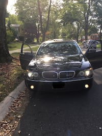 2006 BMW 7 Series Silver Spring