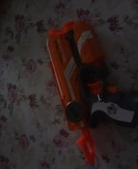 Nerf fire strike