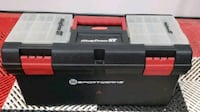 "Toolbox Rubbermaid ActionPacker 20"" w/ Tray & Stor Falls Church, 22041"