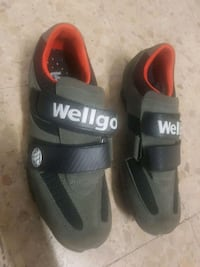 Zapatillas para MTB con enganches seminuevas Madrid