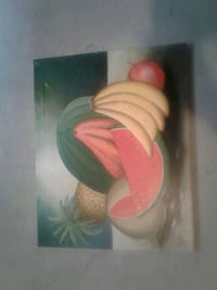 detailed fruit painting