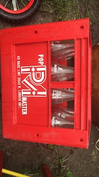red and black Milwaukee tool box London, N5Y 4H9