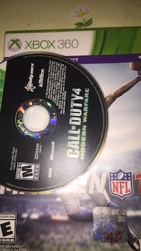 Madden And Call of Duty . Barely used switched to Xbox one right away Naples, 34116