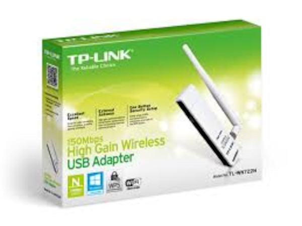 Wifi Adapter TP-Link TL-WLN722N 150Mbps high gain wireless USB adapter