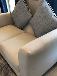 Ivory Sofa and Love Seat Houston, 77002