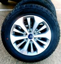 2018 FORD F-150 XLT & BRAND NEW TIRES Houston, 77042