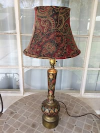 brown and black table lamp Phoenix, 85008