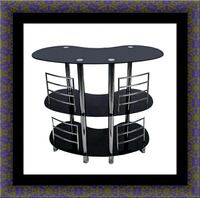 12911 bar glass table Severn