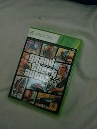 GTA V double disc Xbox 360 Chicago, 60630