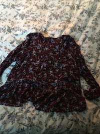 American Eagle blouse. Size XL Salaberry-de-Valleyfield