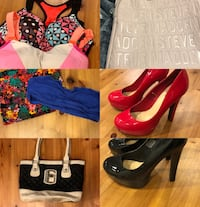 Women's clothings and accessories