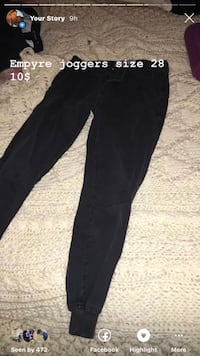 Men's jogger pants  London, N6C 2R7