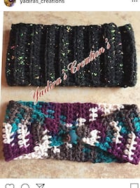 black, blue, and pink floral textile Bakersfield, 93306