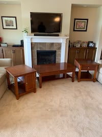 End tables and coffee table Mechanicville, 12118