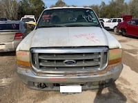 FOR PARTS ONLY - 1999 Ford F-250 7.3 Engine Houston