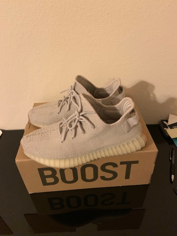 on sale 69199 4c8b2 Yeezy 350 v2 sesame