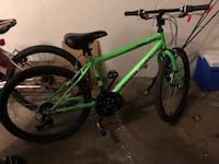 Off road shogun bike works great and I'm great condition New York, 11235