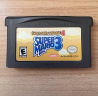 Super Mario Advance 4: Super Mario Bros 3 (Nintendo Game Boy Advance) Vancouver, V6A 4L4