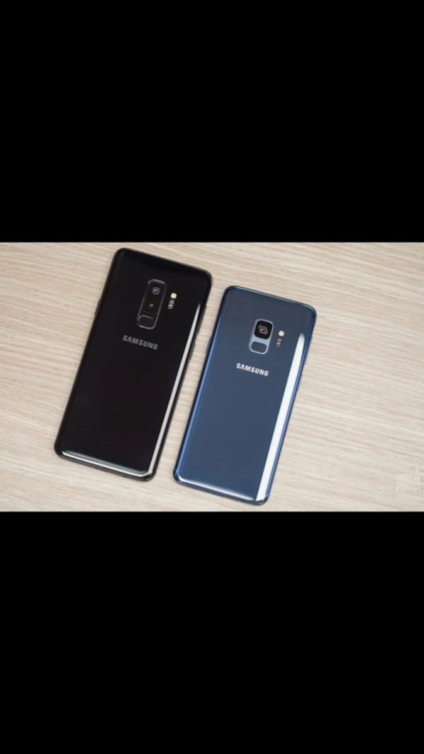 Samsung Galaxy S9 (64gb) comes with charger and 1 month warranty a9c39b47-fb15-4199-869c-9362e208cfd2