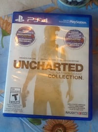 Sony PS4 Uncharted The Nathan Drake Collection  Thunder Bay, P7C 1L9