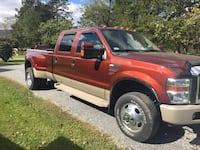 2008 Ford F350 Super Duty King Ranch  Poolesville