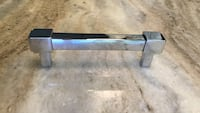 POLISHED NICKEL CABINET HANDLES -BRAND NEW