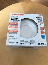 LED light 4 inches