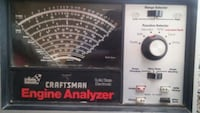 Craftsman engine analyzer,used,good condition Phoenix, 85021