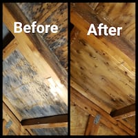 Moldy attics? No problem , we restore it like new  Mississauga