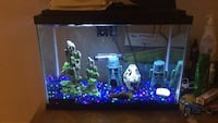 25 gallon fish tank Brampton, L6X 4V3