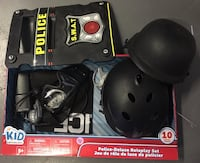 black and red and black and red motorcycle helmet Toronto, M1E 4Z5