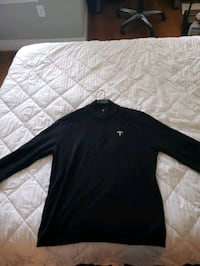 Tesla Quarter Zip Sweater Washington