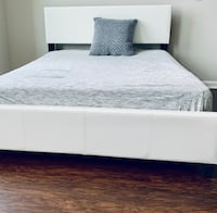 New White Queen Bed  Silver Spring, 20910