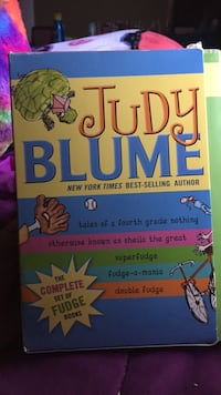 Judy Blume book set Wendell, 27591