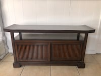 Tv stand/ table pier 1